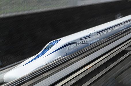リニア中央新幹線のイメージ写真