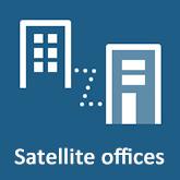 Satellite offices